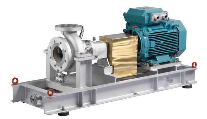 Good Baseplate Vs Bad Baseplate Centrifugal Pump Basics